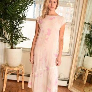 Lacausa Orchard Tie Dye Dress